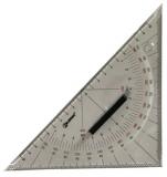 Kurzdreieck von Talamex 250mm x 180mm x 180mm