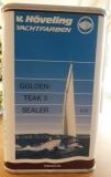 Höveling D07 Golden-Teak 3 Sealer Transparent Imprägnierung 2,5l
