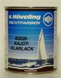 Höveling D12 Aqua-Kajüt-Klarlack seidenmatt, klar 0,75l