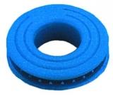 Kunststoff-Segelösen Ø=14 mm. Farbe: blau