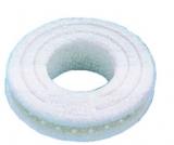 Kunststoff-Segelösen Ø=14 mm. Farbe: weiss