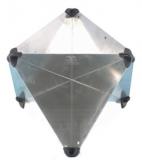 Radar Reflektor 300 x 215 x 215 mm