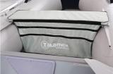 Schlauchboot Sitzbanktasche mit Kissen von Talamex Maße 120 x 20 cm