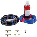 APMF Automatic Pilot Installation kit für Hydraulische Steuerung von Hydrodrive