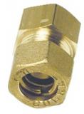 Druckanschluss Kupferleitung gerade A 10 mm x 3/8