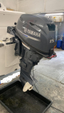 Yamaha F15CES Aussenbordmotor mit Schaltbox