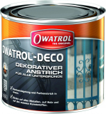 OWATROL DECO 0,75 Liter Farbe grün