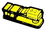 Teleflex Gabel-Ende für Gewinde Ø 6 mm