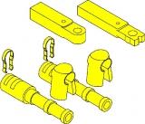 Mercury Innenbordersatz für CC230 CC330 und CCX633