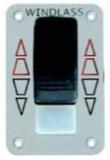 Wasserdichter Bedienschalter für elektrische Ankerwinden