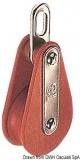 10mm HYE Tufnolblock mit 1 Rolle und Bügel