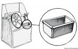Ablagefach für Steuerstand oder Armaturenbrett  240x140 mm