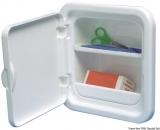 Toilettenschrank 260x260 mm Einbau weiß Arzneimittelschrank