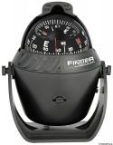 Finder Aufbaukompass schwarz Version mit Bügel Kompassrose 67mm
