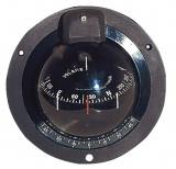 Schottkompass für Segelboote mit Neigungsmesser und Beleuchtung  25.019.00