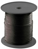 Gummiseil schwarz Durchmesser 3mm