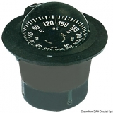 Riviera Kompass 4 Zoll Einbaumodell schwarz