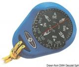 Handkompass mit Gummiarmierung Mizar blau