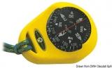 Handkompass mit Gummiarmierung Mizar gelb