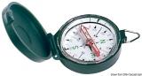 YCM Taschenkompass grün Der Rosendurchmesser beträgt 45mm