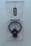 Peilkompass CD703L durchsichtig