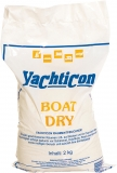 Yachticon Boat Dry 2,25 kg Raumentfeuchter im praktischen Netz zum leichten Aufhängen.