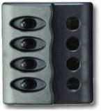 Schalttafel 12 V mit 4 Schaltern Mit LED BBN6