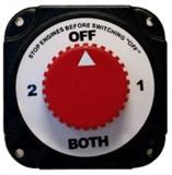 Batterieumschalter 350A BBN3