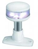 Ankerlicht 360 Grad EVOLED mit LED aus weißer Kunststoff