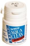 Aqua Clean AC 5 ohne Chlor 100 Tabletten Konserviert das Trinkwasser bis zu 6 Monate.