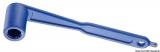 Universalschlüssel  für Propellerschrauben zum lösen und anziehen von Schiffsschraubenmuttern