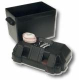 Batteriegehäuse 272 x 222 x 330 mm  von der Firma Allpa