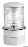 Rundumlicht 360 Grad Utility, weiße Lampe mit weißer Fassung