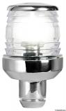 LED-Topplicht 360° Classic, Edelstahl mit Rohrhalterung