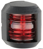 Navigationslicht Utility Compact, links, schwarz 112,5 Grad