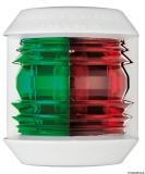 Navigationslicht Utility Compact, zweifarbig (rot/grün), weiß