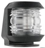 Navigationslicht Utility Compact zur Deckmontage, Buglicht, schwarz