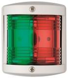 Navigationslicht der Serie UTILITY 77, zweifarbig (rot/grün), weiß