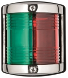 Navigationslicht der Serie UTILITY 85, zweifarbig (rot/grün)