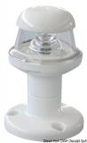 Navigationslicht aus der Serie ORIONS Topplicht, weißes Kunststoffgehäuse