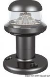 Navigationslicht aus der Serie ORIONS Topplicht, schwarzes Kunststoffgehäuse
