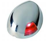 LED Navigationslicht Sea-Dog Scheinwerfer, Edelstahl, links für Boote bis 12m