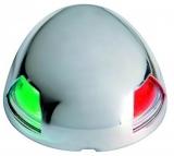 LED Navigationslicht Sea-Dog, Scheinwerfer, Edelstahl, zweifarbig 2nm für Boote bis 20m