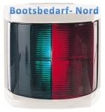 2 Farben Laterne 25W 2 x 112,5° Weisses Gehäuse BSH zugelassen