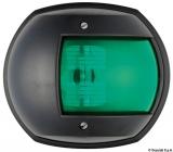 Navigationslicht der Serie Maxi 20, schwarz, rechts, 12V