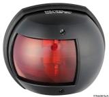 Navigationslicht der Serie Maxi 20, schwarz, links, 24V