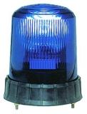 Blaues Licht für Rettungsboote, 24V, drehend