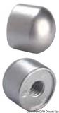Anode für Befestigungsbolzen für Heckantriebe  Gewinde 1/2 UNC 120/160PS Füße ALPHA/BRAVO Zink