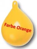 Anker Boje mit 1 Auge BBN1 Größe Ø 150 x 200 mm Farbe: orange