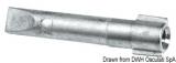 Zylinderanode für Yamaha 40/200 PS Zink